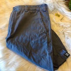 Other - Men's Cremieux flat front shorts. Size 33